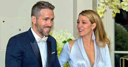 Ryan Reynolds und seine Frau Blake Lively haben großzügig gespendet.