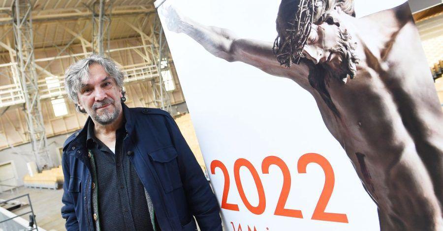 Der Spielleiter der Passionsspiele Christian Stückl hofft auf die Passionsspiele 2022.
