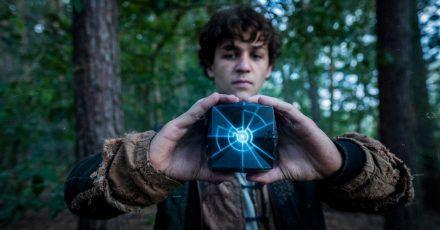 David Ali Rashed spielt eine der Hauptrollen in der Science-Fiction-Serie «Tribes of Europa».