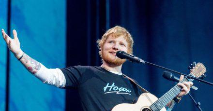 Geht die Rechnung auf?Die Fans von Ed Sheeran hoffen auf «Substrahieren».