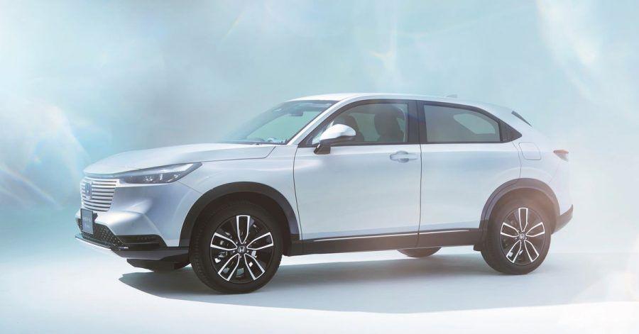 Überarbeitet: Honda will die nächste Generation vom HR-V im Herbst auf den Markt bringen.