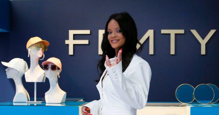 Rihanna stellte im Mai 2019 die erste Kollektion ihres Modelabels Fenty in Paris vor.