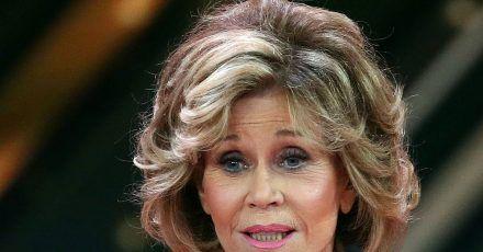 Schauspielerin Jane Fonda hat sich impfen lassen.