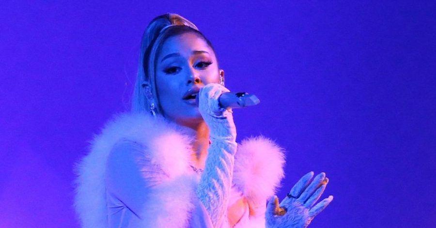 Ariana Grande lässt mit noch mehr Songs von sich hören.