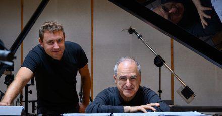 Two is company: Bassist Thomas Fonnesbaek (l.) und der Pianist Enrico Pieranunzi.