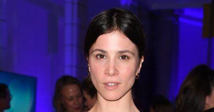 Schauspielerin Aylin Tezel im Februar 2020 bei einer Party der 70. Belinale.