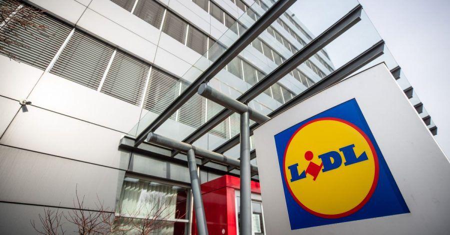Blick auf die Lidl Zentrale in Neckarsulm. Im Lidl Verwaltungsgebäude ist am Mittwochnachmittag eine Briefbombe explodiert.