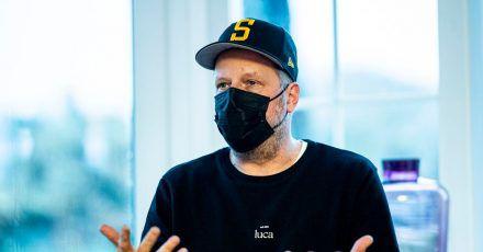 Smudo, hier bei einer Pressekonferenz im Dezember, gehört in der zweiten Folge von «The Masked Singer» zum Rateteam.