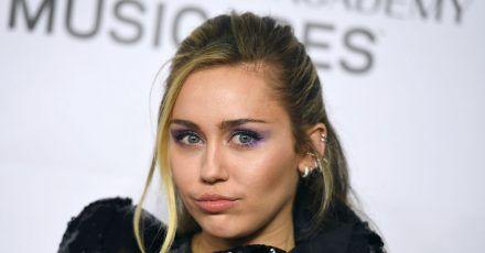 Miley Cyrus hat einen Pitbull.