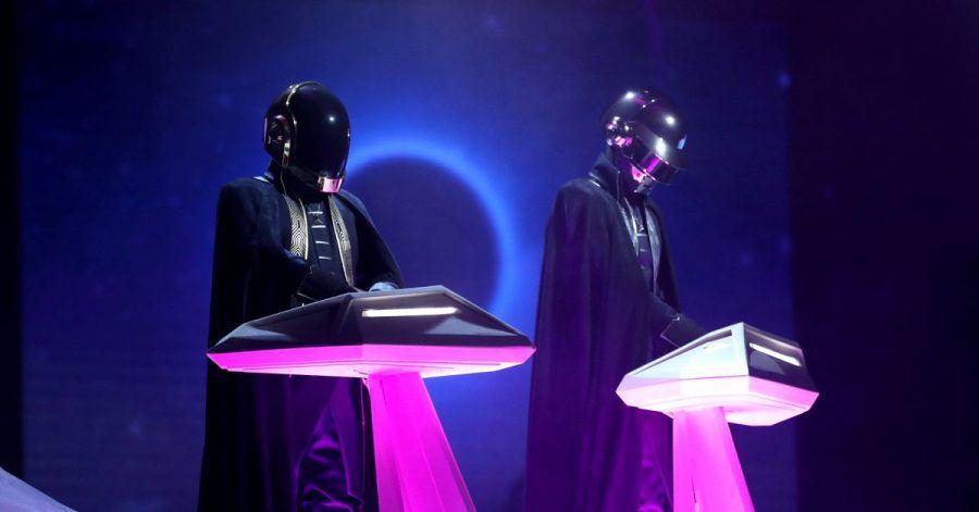 Schon immer geheimnisvoll:Daft Punk.