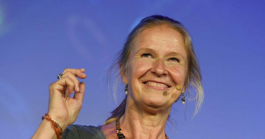 Cornelia Funke:Kinder gehören ins Zentrum - nicht in die Peripherie.