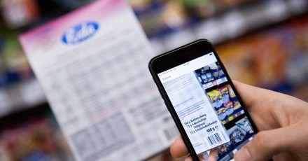 Mit der Scan&G- App können Verbraucher ihre Einkäufe bereits während des Einkaufens im Markt scannen und am Ende bargeldlos bezahlen.