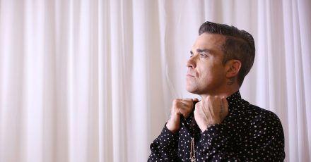Robbie Williams hatte immer wieder auch mit seinen Dämonen zu kämpfen.