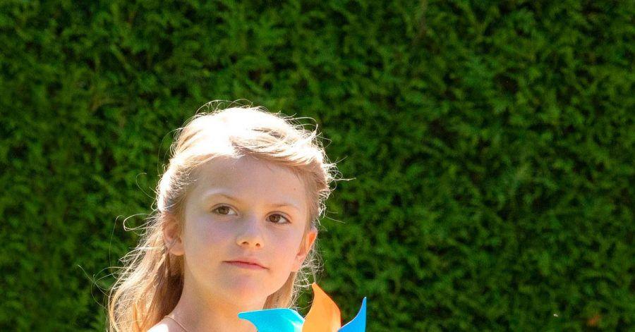 Prinzessin Estelle von Schweden ist neun Jahre alt geworden.