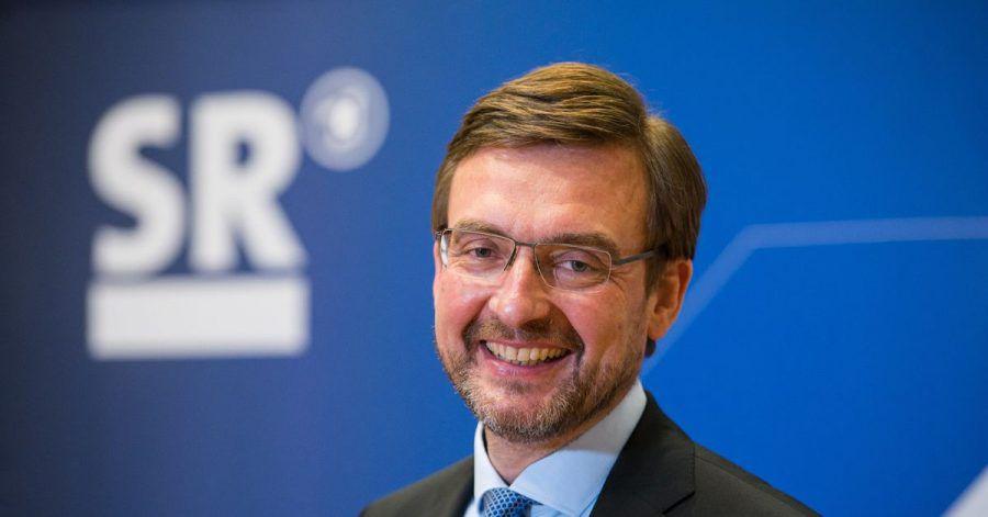 Martin Grasmück, der künftige Intendant des Saarländischen Rundfunks (SR).
