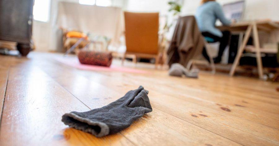 Mehr als die Hälfte der Deutschen fühlt sich in einem nicht sauberen Zuhause unwohl.