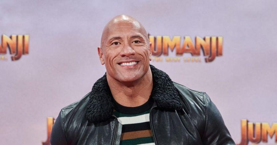 Seine Stimme hat Gewicht: Dwayne Johnson wird geehrt.