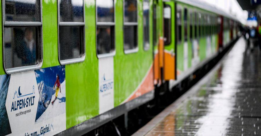 Ab dem 20. Mai soll der Alpen-Sylt-Nachtexpress wieder rollen.