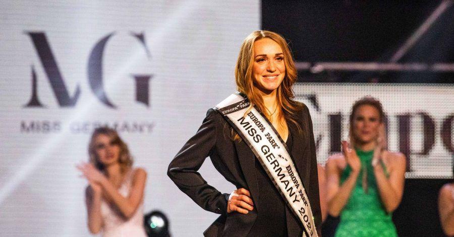 Applaus: Anja Kallenbach ist zur Miss Germany 2021 gekürt worden.