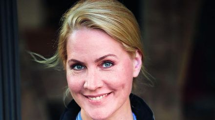 """Judith Rakers veröffentlicht mit """"Homefarming"""" ihr erstes Buch. (hub/spot)"""