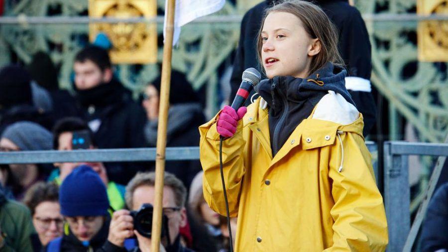 Greta Thunberg wurde für den Friedensnobelpreis vorgeschlagen. (jom/spot)