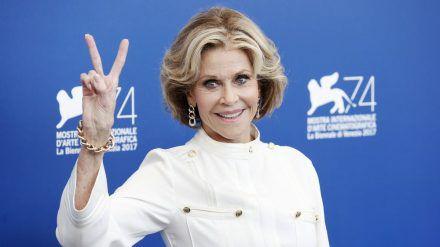 Jane Fonda ist unter den Prominenten, die bereits geimpft wurden. (ncz/spot)