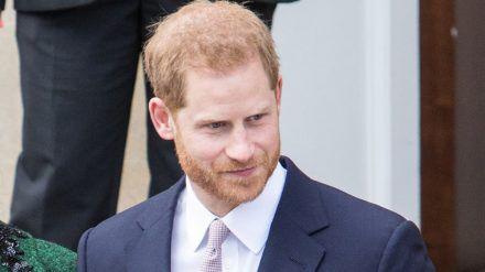 Prinz Harry, hier bei einem Termin im Jahr 2019, war vor Gericht erfolgreich (wue/spot)