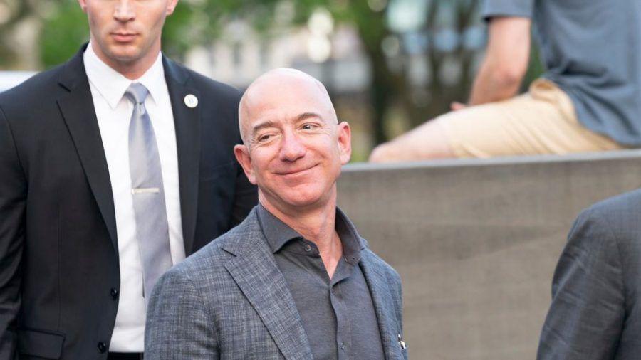 Jeff Bezos ist bald kein Amazon-Chef mehr (dr/spot)