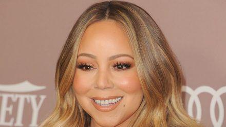 Mariah Carey bei einem Auftritt in Beverly Hills (hub/spot)