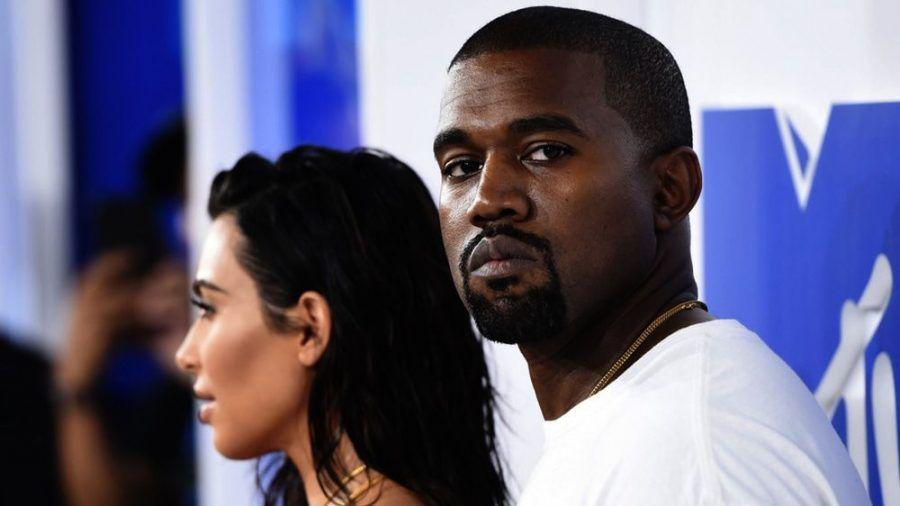 Kim Kardashian und Kanye West, hier noch gemeinsam auf einem Event (wue/spot)