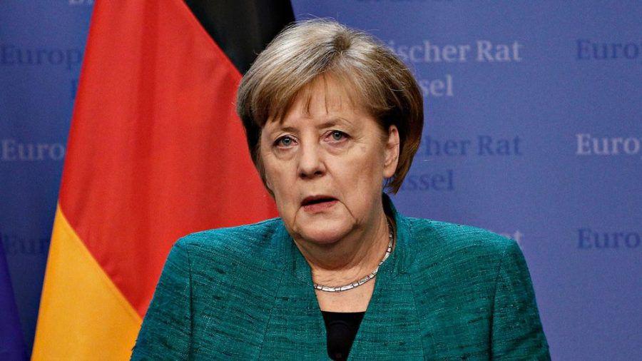 Angela Merkel beantwortet weitere Fragen zur aktuellen Lage im Fernsehen (stk/spot)
