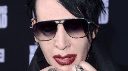 Polizeieinsatz vor Marilyn Mansons Haus (ili/spot)