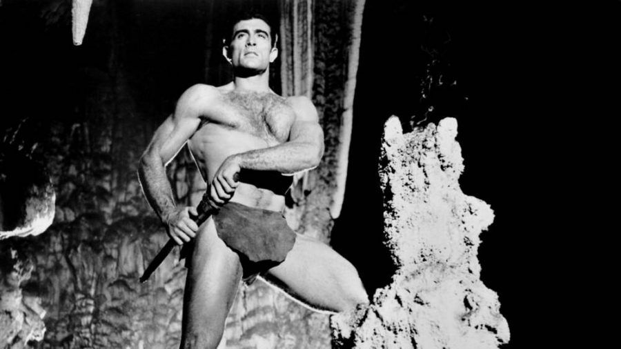 """Mike Henry 1966 im Film """"Tarzan und die goldene Stadt"""". (wag/spot)"""