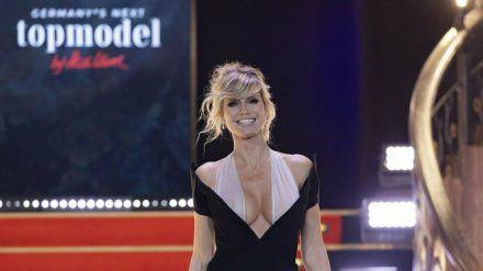 """Heidi Klum führt auch durch die neue Staffel von """"Germany's next Topmodel"""". (wag/spot)"""