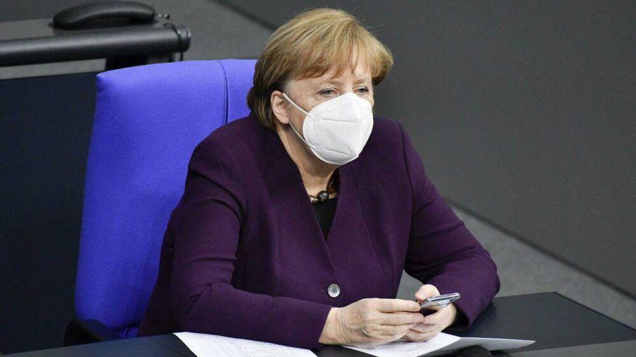 Die Corona-Pandemie beschäftigt Bundeskanzlerin Angela Merkel sehr (wue/spot)