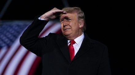 Donald Trump ist nicht länger Mitglied der SAG-AFTRA. (cos/spot)