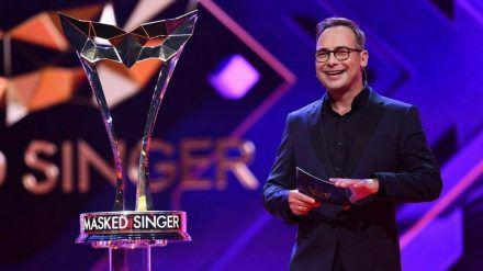 """The Masked Singer"": Moderator Matthias Opdenhövel ist auch in Staffel vier dabei. (cg/spot)"
