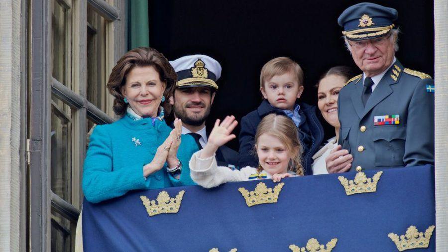 Die schwedische Königsfamilie wird mit einer Serie gewürdigt. (jom/spot)