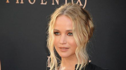 Jennifer Lawrence bei einer Filmpremiere in Los Angeles (hub/spot)