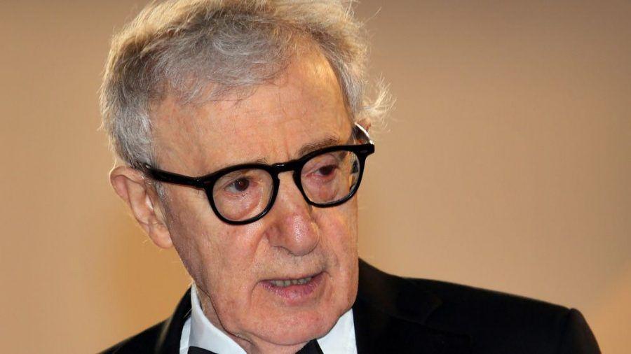 Woody Allen bei einem Auftritt in Cannes (hub/spot)
