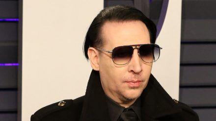 Sein Manager soll sich von Marilyn Manson getrennt haben (wue/spot)
