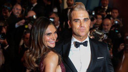 Robbie Williams und Ayda Field sind seit zehn Jahren verheiratet (wag/spot)