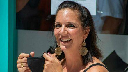 Daniela Büchner ist seit vergangenem Jahr mit Ennesto Monté zusammen (wue/spot)