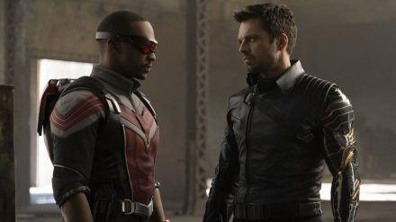 """The Falcon and the Winter Soldier"" läuft ab März auf Disney+. (hub/spot)"