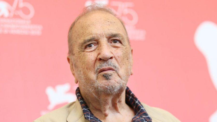 Jean-Claude Carrière bei den Filmfestspielen von Venedig im Jahr 2018. (cos/spot)