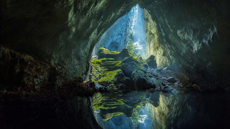 In einer Höhle kann sich mehr als nur karger Stein verbergen. (amw/spot)