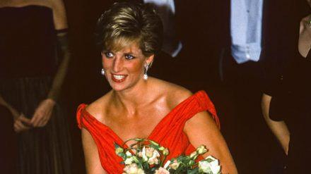 Prinzessin Diana im Jahr 1990. (mia/spot)