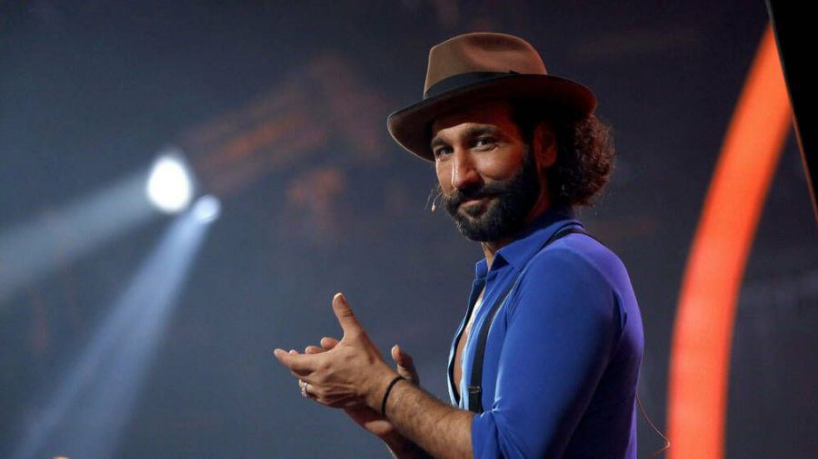 """Massimo Sinató während der letztjährigen Staffel von """"Let's Dance"""". (dr/spot)"""