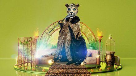 Der Leopard ist das neunte Kostüm, das der Sender ProSieben enthüllt hat. (dr/spot)