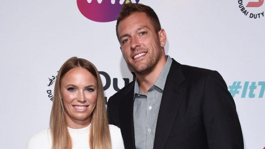 David Lee und Caroline Wozniacki erwarten ihr erstes Kind. (dr/spot)